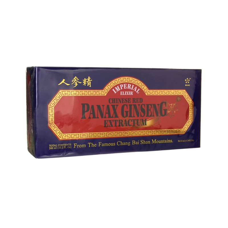 Panax red ginseng extractum 10ml