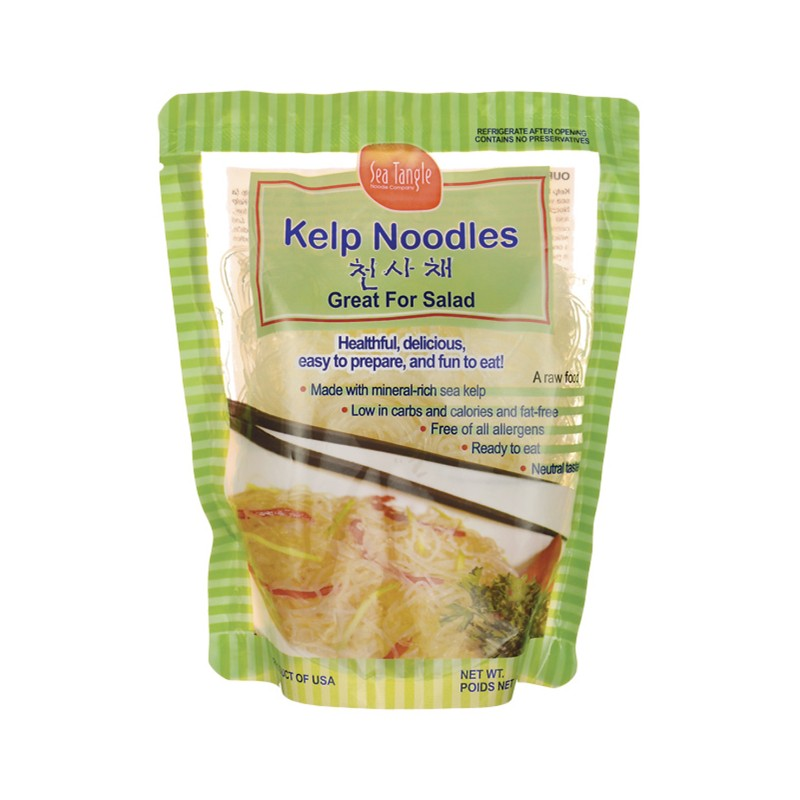 Kelp Noodles, 12 oz (340 grams) Pkg