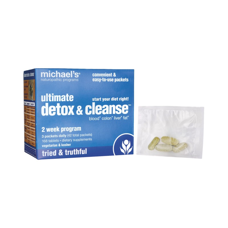 Ultimate Detox & Cleanse 2 Week Program, 1 Kit