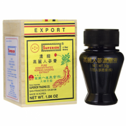 Pure Concentrated Korean Ginseng Extract, 1.06 oz Liquid