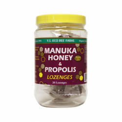 Manuka Honey & Propolis Active 15 Lozenges, 20 Lozenges