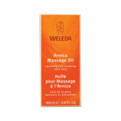 Arnica Massage Oil, 3.4 fl oz Liquid