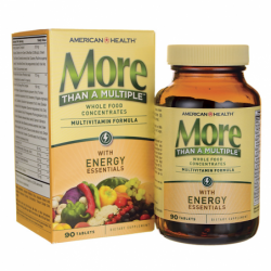 More Than A Multiple with Energy Essentials, 90 Tabs