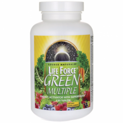 Life Force Green Multiple, 180 Tabs