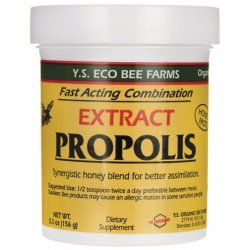 Propolis Extract, 5.5 oz (156 grams) Paste