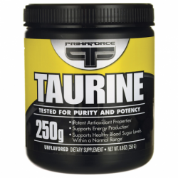 Taurine, 1,400 mg 250 grams Pwdr