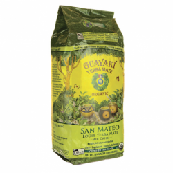 Yerba Mate Loose Tea San Mateo, 16 oz Pkg