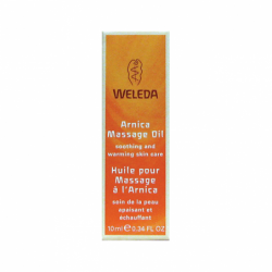 Arnica Massage Oil, 0.34 fl oz Liquid