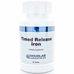 Timed Release Iron, 90 Tabs