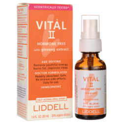 Vital II, 1 fl oz (30 mL) Liquid