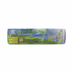 Green Tea Extract with Panax Ginseng, 10 Vials