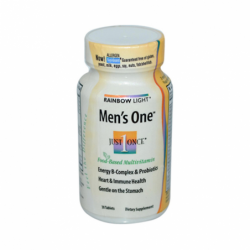 Mens One FoodBased Multivitamin, 30 Tabs
