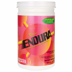 Endura Energy and Rehydration Formula  LemonLime, 1.47 lbs (665 grams) Pwdr