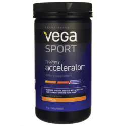Sport Recovery Accelerator Tropical, 19 oz Pwdr