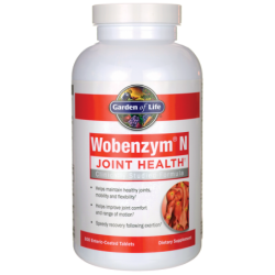 WobenzymN Joint Health, 800 Tabs
