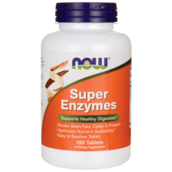 Super Enzymes, 180 Tabs