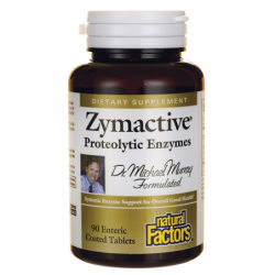 Zymactive Proteolytic Enzymes, 90 Tabs
