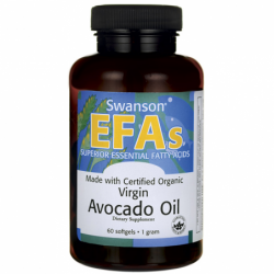 Avocado Oil, 1 gram 60 Sgels