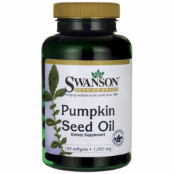 Pumpkin Seed Oil, 1,000 mg 100 Sgels