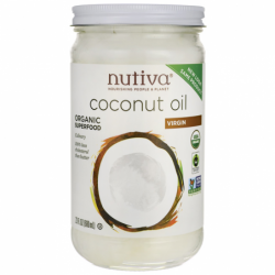 Organic Virgin Coconut Oil, 23 fl oz Solid Oil