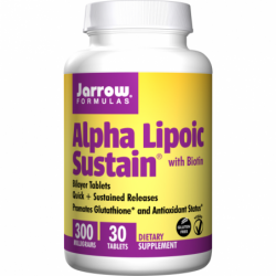 Alpha Lipoic Sustain 300, 300 mg 60 Tabs