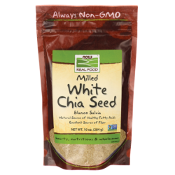Milled White Chia Seed, 10...