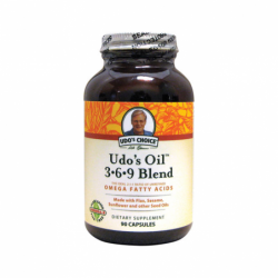 Udos Choice 369 Oil Blend, 1,000 mg 90 Caps