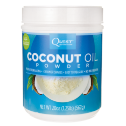 Coconut Oil Powder, 20 oz (567 grams) Pwdr