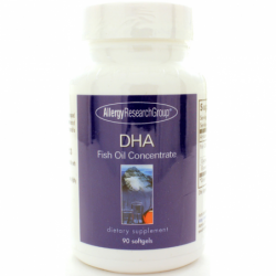 DHA Fish Oil Concentrate, 90 Sgels