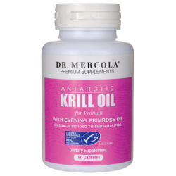 Antarctic Krill Oil for Women, 90 Caps