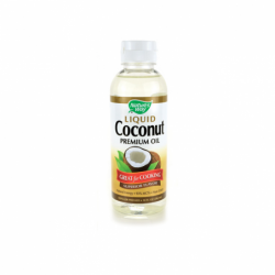 Liquid Coconut Premium Oil,...