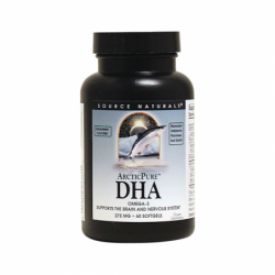 ArcticPure DHA Strawberry Flavored, 275 mg 60 Sgels