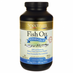 Fish Oil, 1,000 mg 250 Sgels