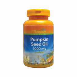 Pumpkin Seed Oil, 1,000 mg 60 Sgels
