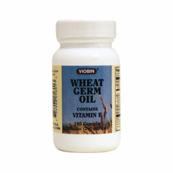 Wheat Germ Oil, 100 Caps