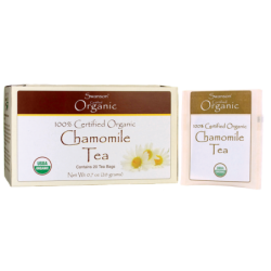 100 Certified Organic Chamomile Tea, 20 Bag(s)