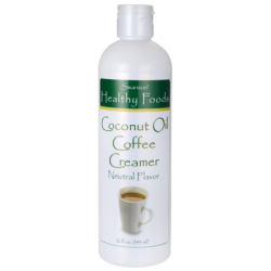 Coconut Oil Coffee Creamer, 12 fl oz (355 ml) Liquid