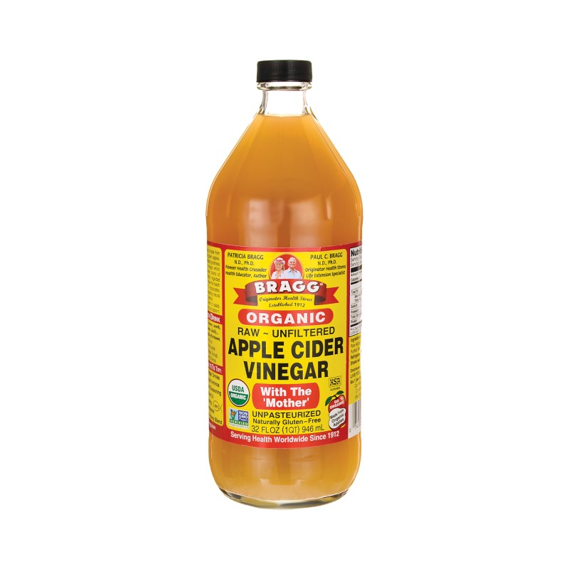 Organic Apple Cider Vinegar, 32 fl oz (946 mL) Liquid