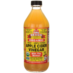 Organic Apple Cider Vinegar, 16 fl oz (473 mL) Liquid