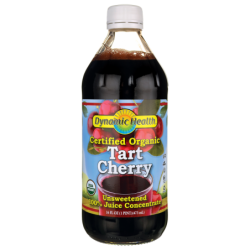CertifiedOrganic Tart Cherry Unsweetened100JuiceConcentrate, 16 fl oz (473 mL) Liquid