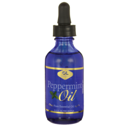 Peppermint Oil, 2 fl oz Liquid