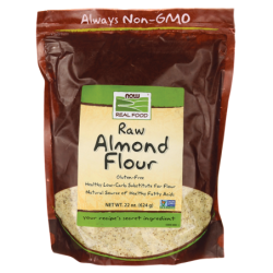 Raw Almond Flour, 22 oz (624 grams) Pkg