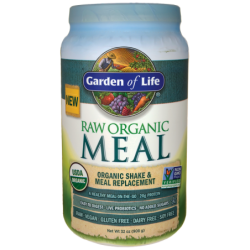 Raw Organic Meal Shake & Meal Replacement, 36.6 oz (1,038 grams) Pwdr