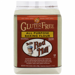 Gluten Free All Purpose Baking Flour, 44 oz (1.24 kilograms) Pkg