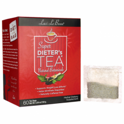 Super Dieters Tea Natural Botanicals, 60 Bag(s)