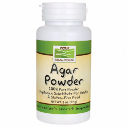 Agar Powder, 2 oz (57 grams) Pwdr