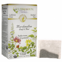 Organic Marshmallow Leaf & Root Tea, 24 Bag(s)
