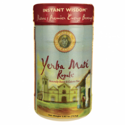 Yerba Mate Royale Instant Tea, 2.82 oz Jar