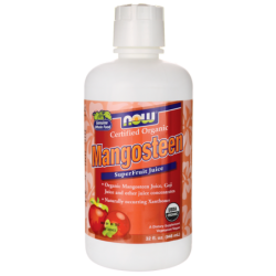 Certified Organic Mangosteen SuperFruit Juice, 32 fl oz (946 mL) Liquid