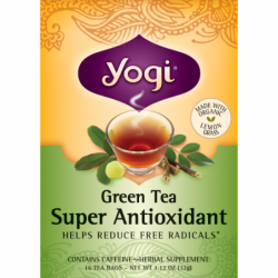 Green Tea Super Antioxidant, 16 Bag(s)